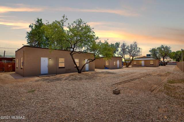 437 E Navajo Road, Tucson, AZ 85705 (#22112038) :: Tucson Real Estate Group