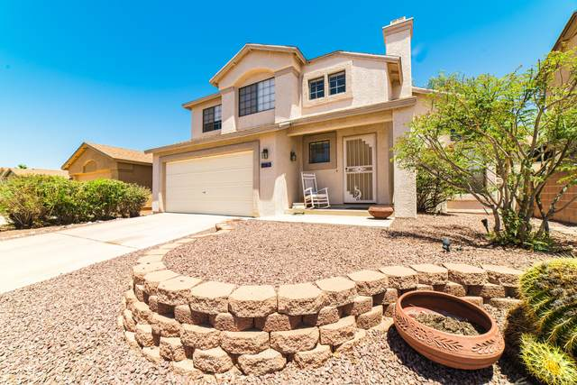 3050 W Country Meadow Drive, Tucson, AZ 85742 (#22112044) :: Long Realty - The Vallee Gold Team