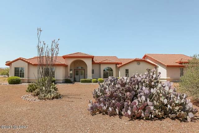 2072 E Suma Drive, Sierra Vista, AZ 85650 (#22112053) :: Long Realty Company
