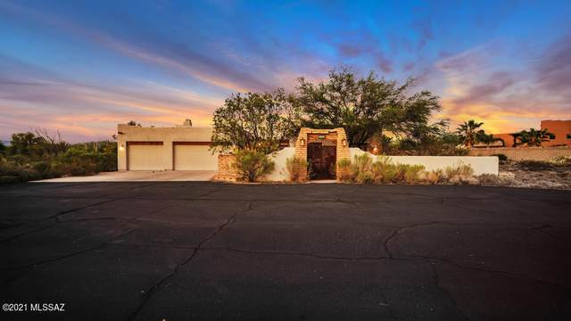 500 N Solar Drive, Vail, AZ 85641 (#22112054) :: Tucson Real Estate Group