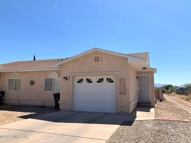 613 S Cholla Avenue, Benson, AZ 85602 (#22112055) :: Long Realty - The Vallee Gold Team