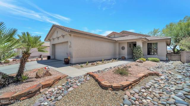 4605 S Pinnacle Peak Drive, Green Valley, AZ 85622 (#22112061) :: Long Realty - The Vallee Gold Team