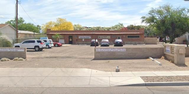4004 N Romero Road, Tucson, AZ 85705 (#22112070) :: Kino Abrams brokered by Tierra Antigua Realty