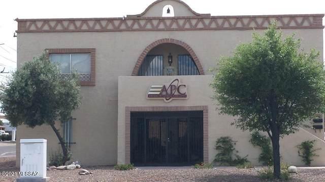 5872 E Pima Street, Tucson, AZ 85712 (#22112079) :: Kino Abrams brokered by Tierra Antigua Realty