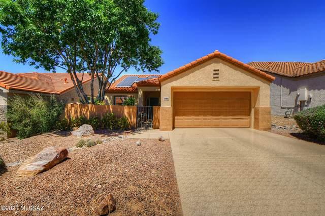 13981 N Willow Bend Drive, Oro Valley, AZ 85755 (#22112083) :: Tucson Property Executives