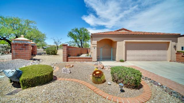 668 W Union Bell Drive, Green Valley, AZ 85614 (#22112086) :: Long Realty - The Vallee Gold Team