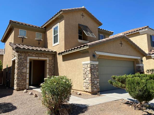 4784 E Canary Grass Drive, Tucson, AZ 85756 (#22112093) :: Long Realty Company