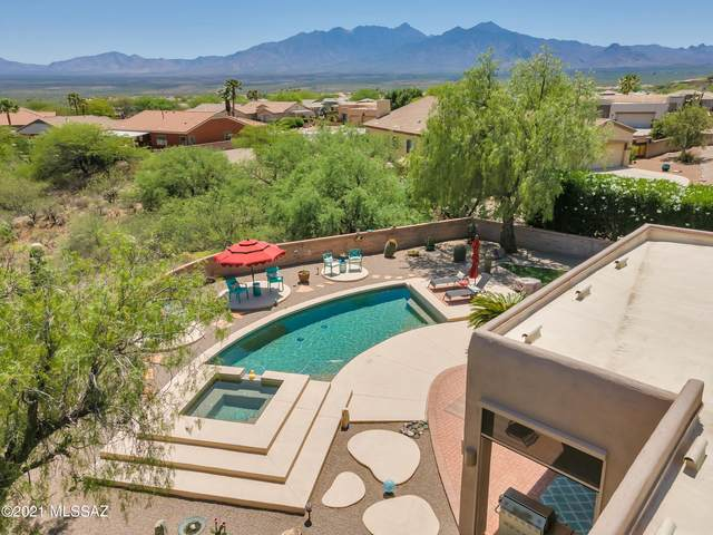 4554 S Moon River Place, Green Valley, AZ 85622 (#22112094) :: Long Realty Company