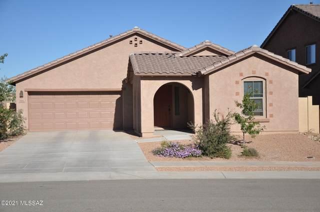 564 W Camino Curvitas, Sahuarita, AZ 85629 (#22112099) :: Long Realty - The Vallee Gold Team