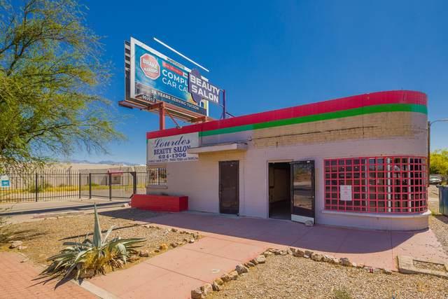 2813 S 6th Avenue, South Tucson, AZ 85713 (#22112100) :: Luxury Group - Realty Executives Arizona Properties