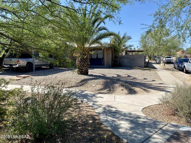 1700 E 9Th Street, Tucson, AZ 85719 (#22112106) :: Long Realty Company