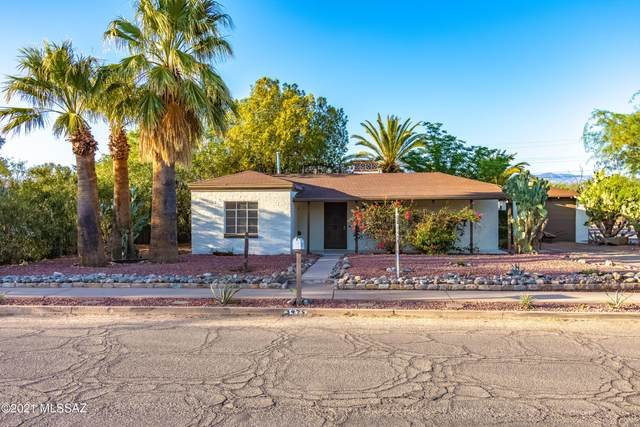3975 E Louis Lane, Tucson, AZ 85712 (#22112109) :: Long Realty Company