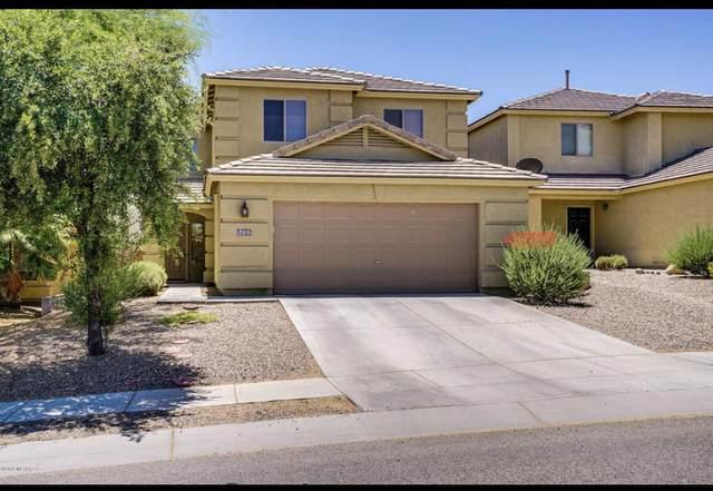 711 W Flaming Arrow Drive, Green Valley, AZ 85614 (#22112110) :: Gateway Realty International