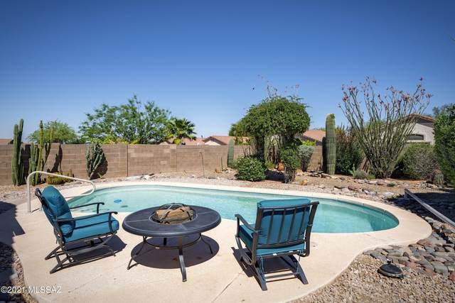5540 W Dove Loft Drive, Marana, AZ 85658 (MLS #22112114) :: The Property Partners at eXp Realty