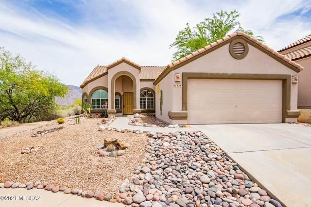 11956 N Meteor Place, Tucson, AZ 85737 (#22112117) :: Long Realty Company