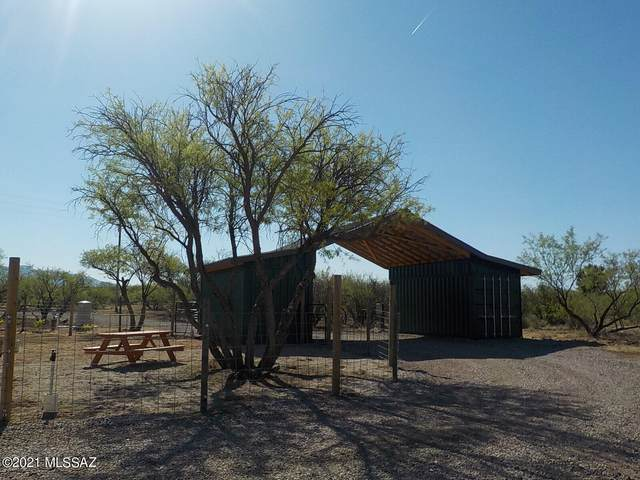 10ac Bonita Klondyke Road Part 90, Willcox, AZ 85643 (#22112124) :: Kino Abrams brokered by Tierra Antigua Realty