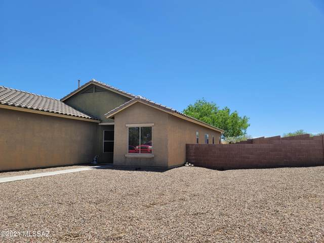 1003 S Throne Room Street, Benson, AZ 85602 (#22112127) :: Long Realty - The Vallee Gold Team