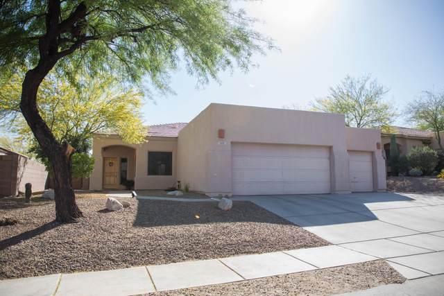 13239 N Pier Mountain Road, Marana, AZ 85658 (#22112131) :: Tucson Real Estate Group