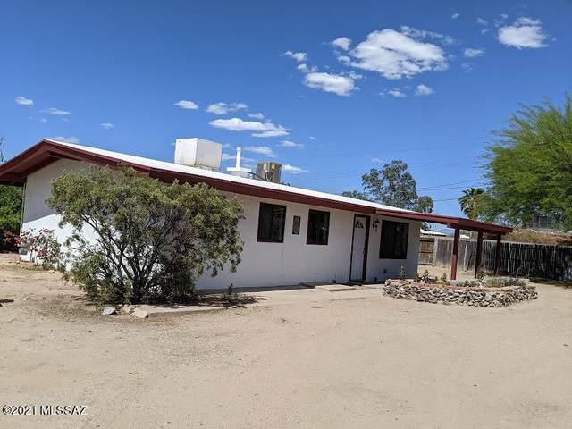 2135 S Wilson Avenue, Tucson, AZ 85713 (#22112138) :: Gateway Realty International