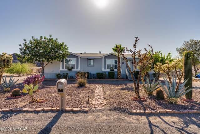 9801 N El Uno Gordo, Tucson, AZ 85743 (#22112146) :: Tucson Real Estate Group