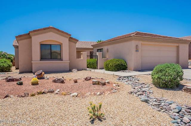 837 W Arbor Ridge Drive, Green Valley, AZ 85614 (#22112147) :: Long Realty - The Vallee Gold Team