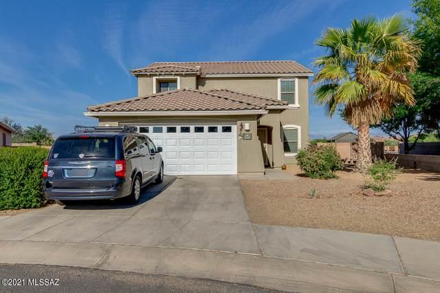 11247 W Harvester Drive, Marana, AZ 85653 (#22112148) :: Gateway Realty International