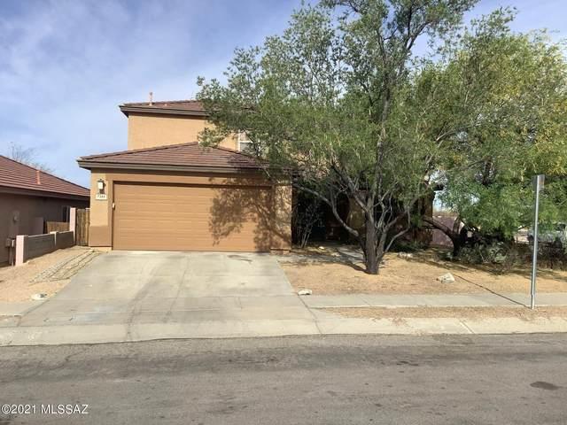 7386 S Madera Village Drive, Tucson, AZ 85747 (MLS #22112158) :: The Property Partners at eXp Realty