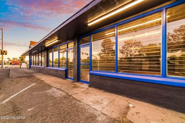903 N Swan Road, Tucson, AZ 85711 (#22112162) :: Kino Abrams brokered by Tierra Antigua Realty