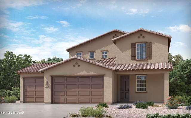 12949 E Pantano View Drive, Vail, AZ 85641 (#22112178) :: Tucson Real Estate Group