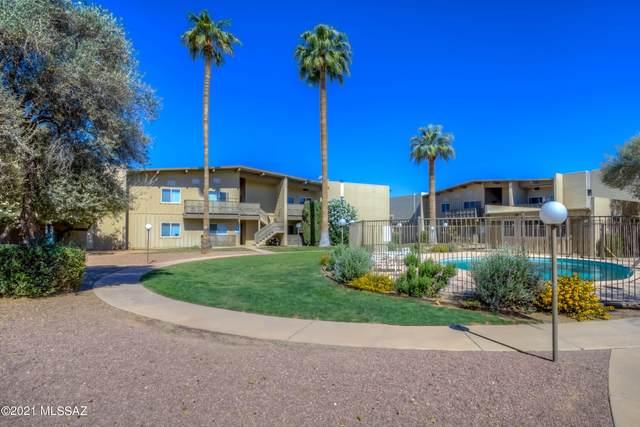 2525 N Alvernon Way D2, Tucson, AZ 85712 (#22112182) :: Tucson Real Estate Group