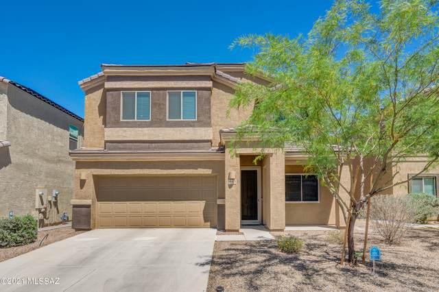 10471 S Keegan Avenue, Vail, AZ 85641 (#22112183) :: Tucson Real Estate Group