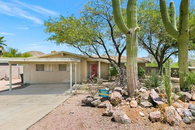 1811 S Shannon Road, Tucson, AZ 85713 (MLS #22112187) :: The Property Partners at eXp Realty