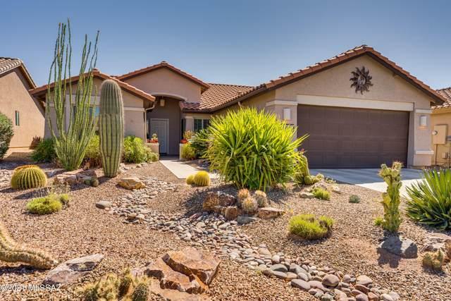 2050 E Cypress Canyon Drive, Green Valley, AZ 85614 (#22112188) :: Tucson Real Estate Group