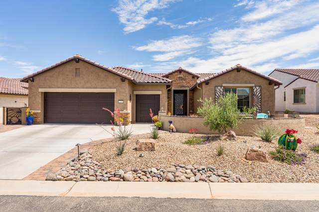 2275 E Madera Plateau Drive, Green Valley, AZ 85614 (#22112190) :: Tucson Real Estate Group