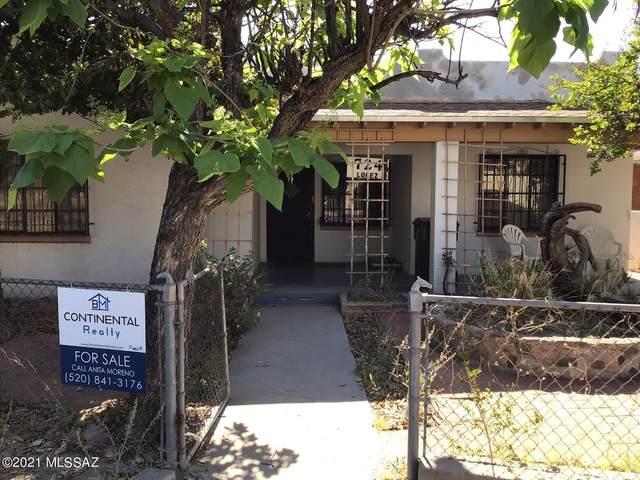 724 N Perkins Avenue, Nogales, AZ 85621 (#22112194) :: The Josh Berkley Team