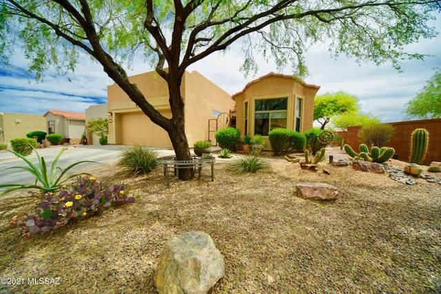 771 W Moorwood Street, Green Valley, AZ 85614 (#22112201) :: Long Realty Company