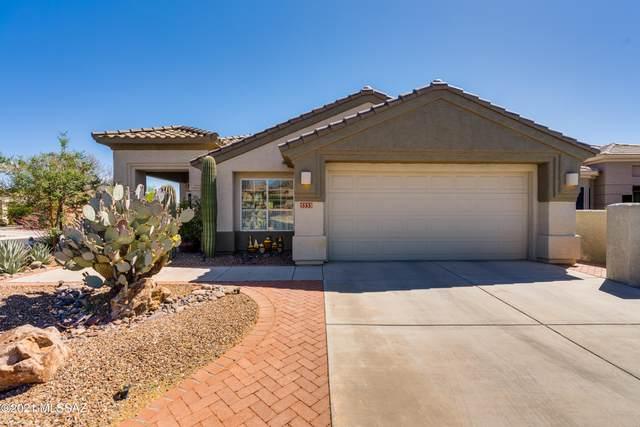 5333 W Eagle Gulch Court, Marana, AZ 85658 (#22112210) :: Tucson Real Estate Group