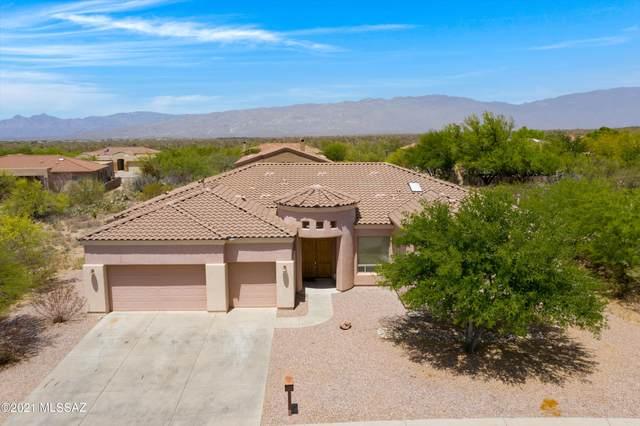 14559 E Yellow Sage Lane, Vail, AZ 85641 (#22112215) :: Tucson Real Estate Group
