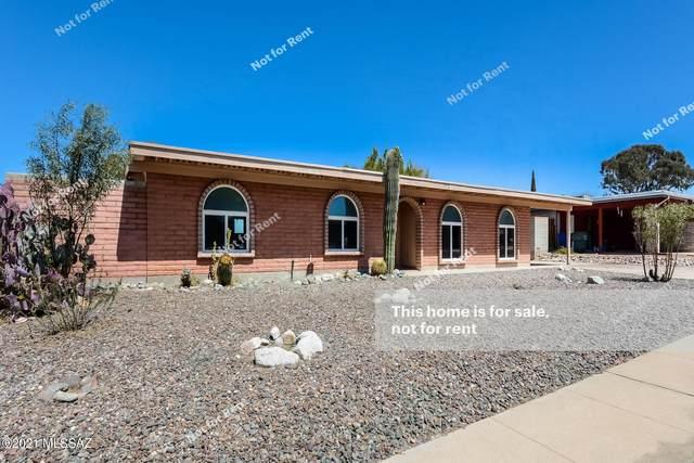 9621 E Watson Drive, Tucson, AZ 85730 (#22112228) :: Long Realty Company