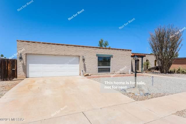 7531 E 39Th Street, Tucson, AZ 85730 (#22112244) :: Long Realty Company