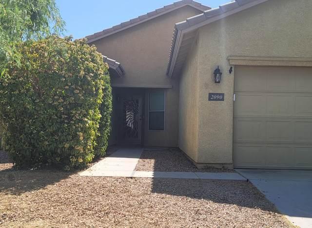 2090 W Cave Cotton Loop, Benson, AZ 85602 (#22112247) :: Long Realty Company
