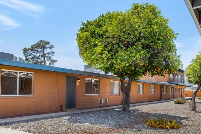 2841 N Columbus Boulevard #30, Tucson, AZ 85712 (#22112250) :: Tucson Real Estate Group