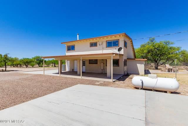 13360 S Bell Road, Benson, AZ 85602 (#22112259) :: Long Realty Company