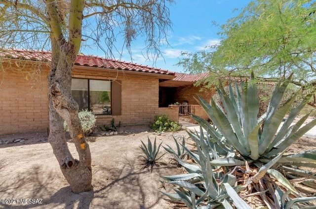 4741 N Placita Del Sol, Tucson, AZ 85749 (#22112267) :: Long Realty Company