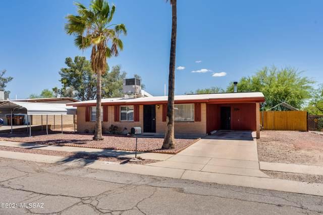 2443 W Las Lomitas, Tucson, AZ 85741 (#22112283) :: The Dream Team AZ