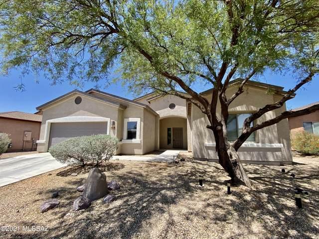8286 W Calle Sancho Panza, Tucson, AZ 85757 (#22112289) :: The Local Real Estate Group | Realty Executives