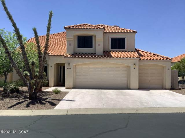 10805 N Eagle Eye Place, Tucson, AZ 85737 (#22112294) :: Kino Abrams brokered by Tierra Antigua Realty