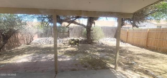 9955 E Banister Drive, Tucson, AZ 85730 (#22112299) :: Kino Abrams brokered by Tierra Antigua Realty