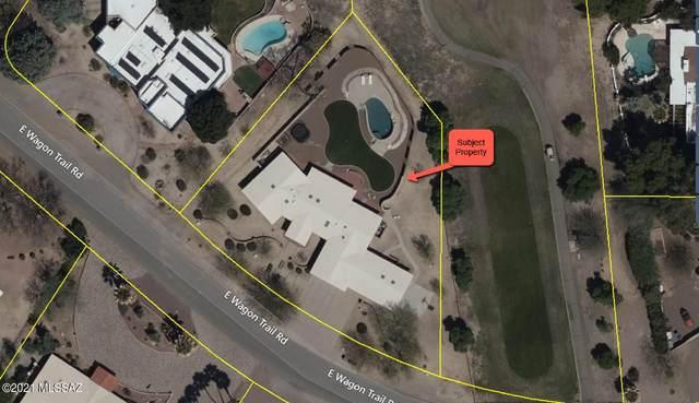 11883 E Wagon Trail Road, Tucson, AZ 85749 (MLS #22112300) :: The Luna Team