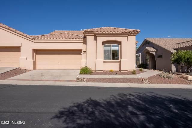 13401 N Rancho Vistoso Boulevard #135, Oro Valley, AZ 85755 (#22112308) :: Kino Abrams brokered by Tierra Antigua Realty